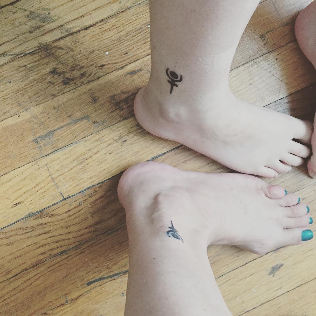 Mother Daughter Tattoos Tumblr