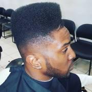 high top fade haircut design