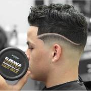 high taper fade haircut ideas