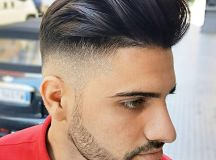 23+ High Taper Fade Haircut Ideas, Designs | Hairstyles ...