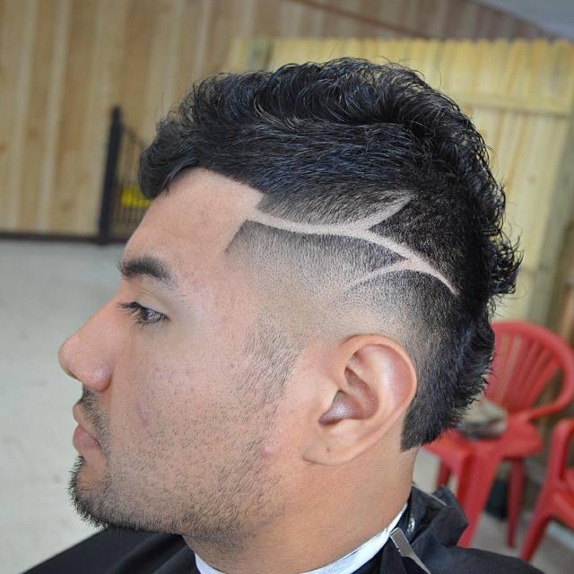 24+ side taper haircut designs, ideas   hairstyles   design