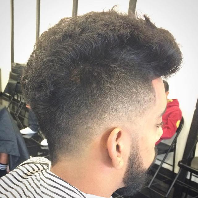 45 best fohawk haircut styles for a bit of subtle style