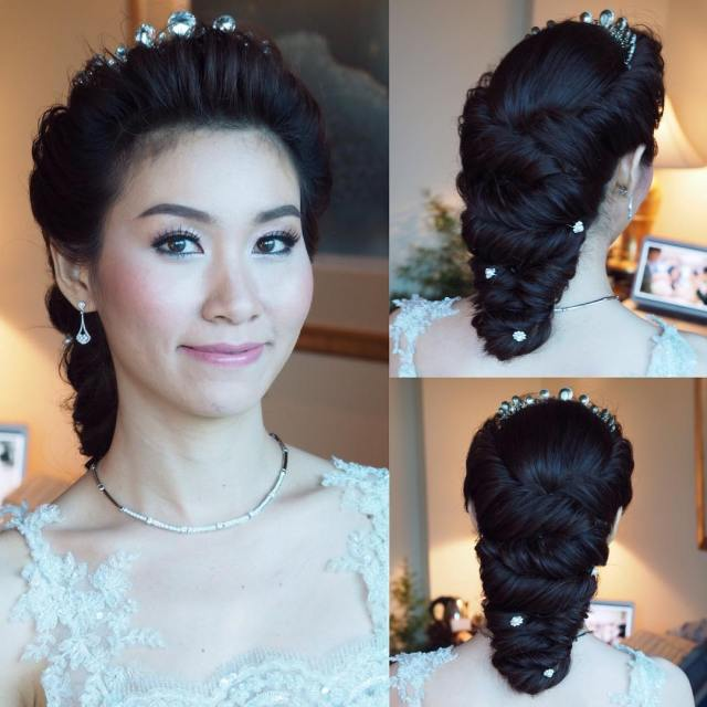 28+ black wedding hairstyle designs, ideas | design trends