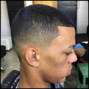boys faded haircut design