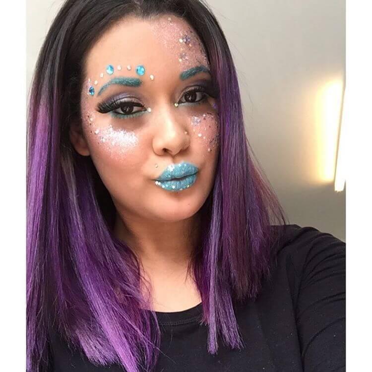 27 Rave Makeup Designs Trends Ideas  Design Trends