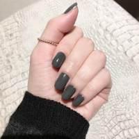 25+ Gray Nail Art Designs, Ideas | Design Trends - Premium ...