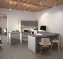 Contemporary Office Desk Design