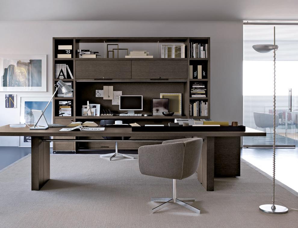 19 Contemporary Office Designs Decorating Ideas Design