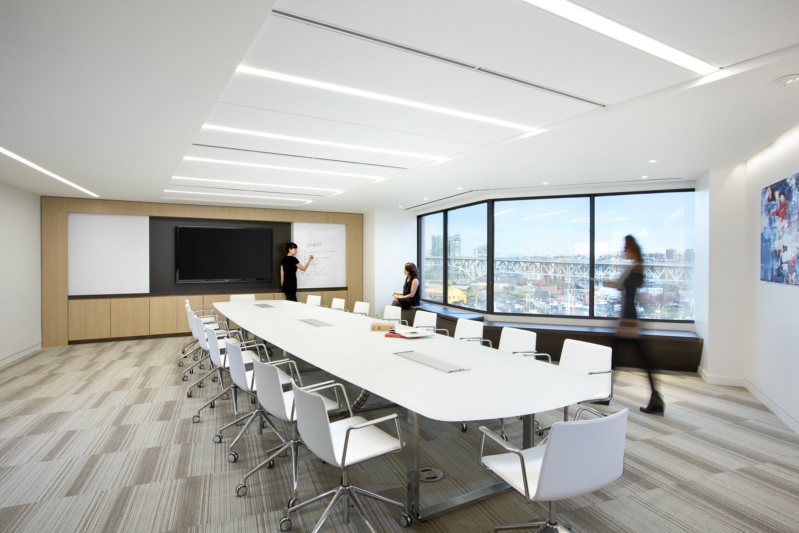 Boardroom Interior Design