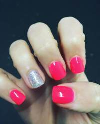 20+ Holiday Nail Art, Designs, Ideas | Design Trends ...
