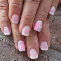 21+ French Nail Art Designs, Ideas | Design Trends ...