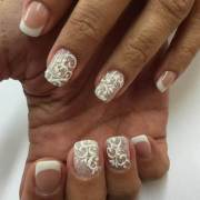 french nail art design ideas