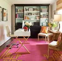 21+ Feminine Home Office Designs, Decorating Ideas ...