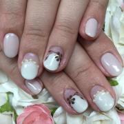 short nail art design ideas