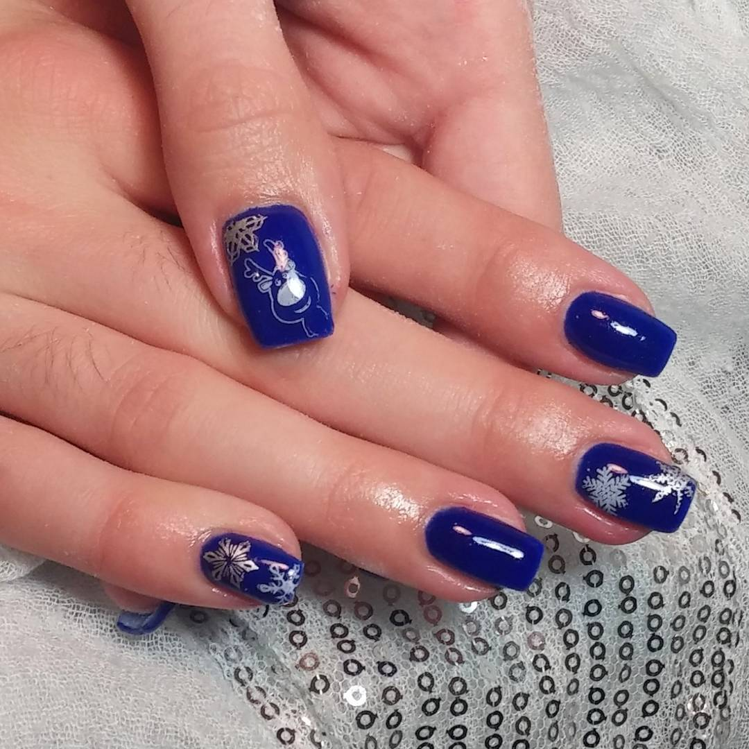 21 Royal Blue Nail Art Designs Ideas  Design Trends  Premium PSD Vector Downloads