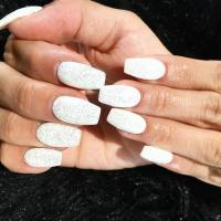 20+ White Nail Art Designs, Ideas | Design Trends ...
