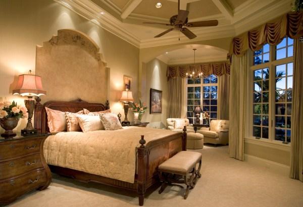 mediterranean bedroom design ideas 21+ Master Bedroom Interior Designs, Decorating Ideas   Design Trends - Premium PSD, Vector