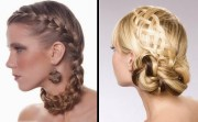 delightful prom hairstyles
