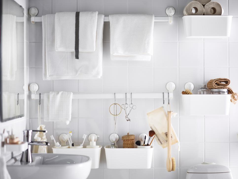 20+ Stylish Bathroom Storage Design Ideas