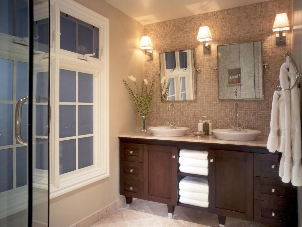 21+ Elegant Bathroom Tile Designs, Decorating Ideas