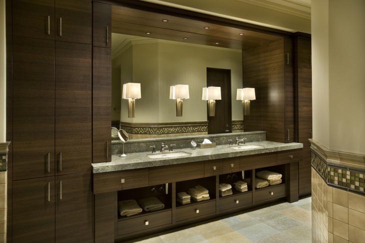 Commercial Bathroom Mirror