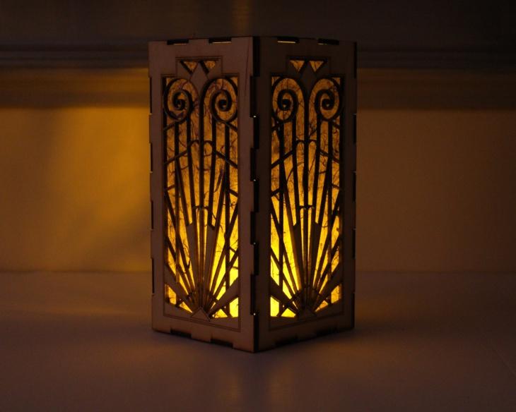 20 Wooden DIY Lamp Designs Decorating Ideas Design