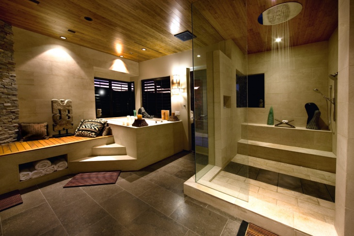 Bathroom Designs Japanese Style