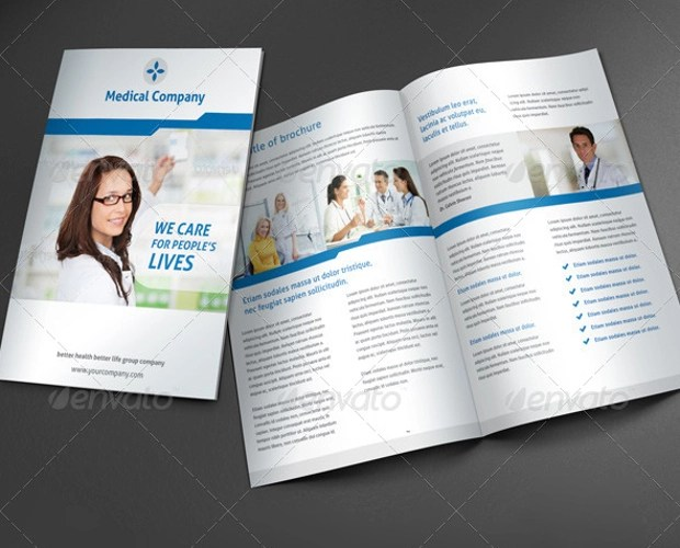 21 Medical Brochure Designs PSD Download  Design Trends  Premium PSD Vector Downloads