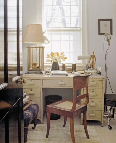 shabby chic home office ideas 21+ Shabby Chic Home Office Designs, Decorating Ideas