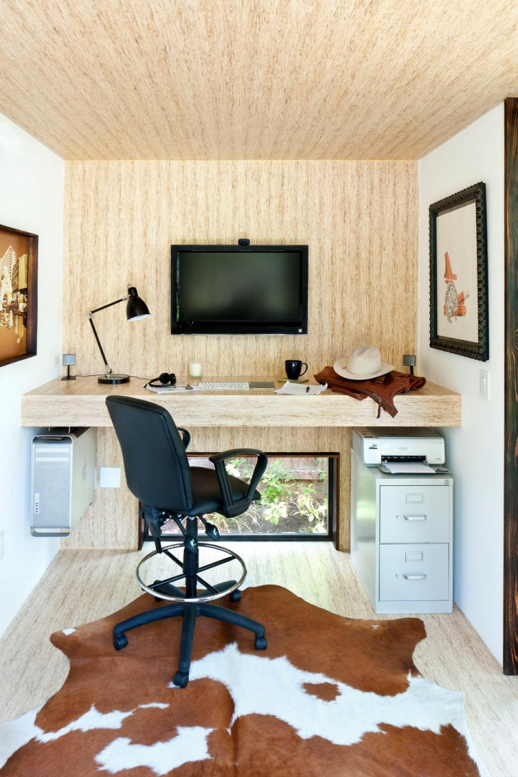21 Office Desk Designs Ideas Pictures Plans Models  Design Trends  Premium PSD Vector