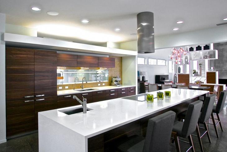 22 Stylish Kitchen Countertop Designs Ideas Plans