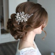 wedding updo haircut ideas