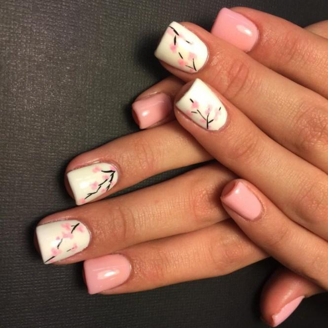 N Nail Chinese Pink Love A Peach Blossom Water Decals Art Kkcenterhk