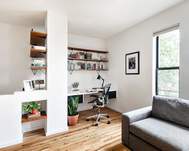 21 Scandinavian Home Office and Workspace Designs Decorating Ideas  Design Trends  Premium