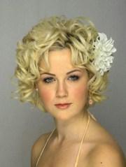 vintage wedding haircut design
