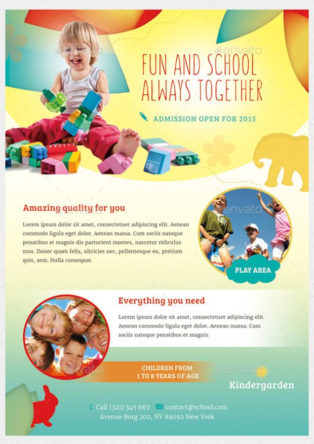 17 Fabulous Babysitting Flyer Designs Word PSD AI EPS Vector Design Trends Premium PSD