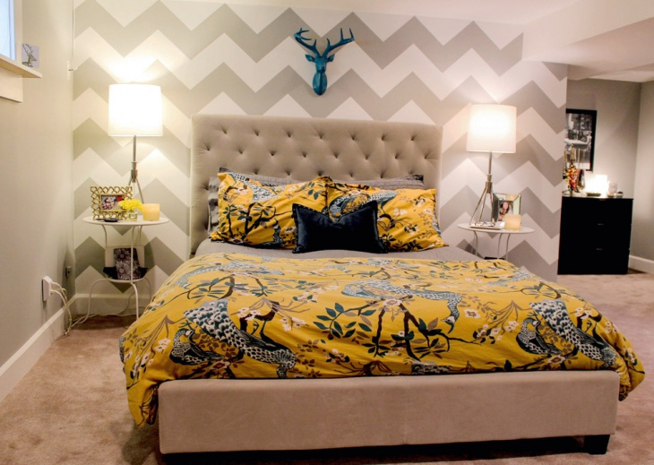 Get inspired with these 25 gray bedroom decorating ideas. 21+ Bedroom Accent Wall Colour Designs, Decor Ideas