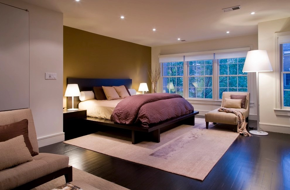 21 Bedroom Accent Wall Colour Designs Decor Ideas