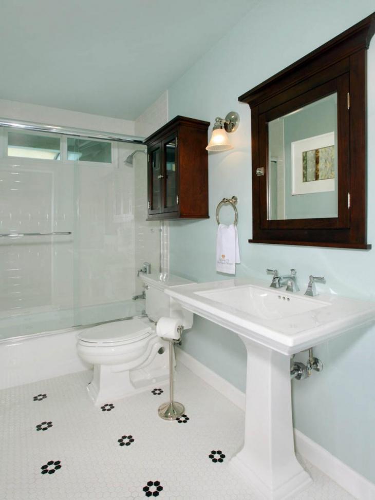 22 Classic Bathroom Designs Ideas Plans  Design Trends