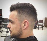 trendy military haircuts