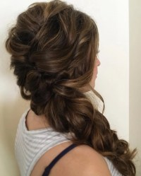 Hairstyles With French Braids And Curls - HairStyles