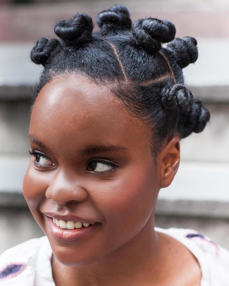 20 Bantu Knots Haircut Ideas Designs Hairstyles
