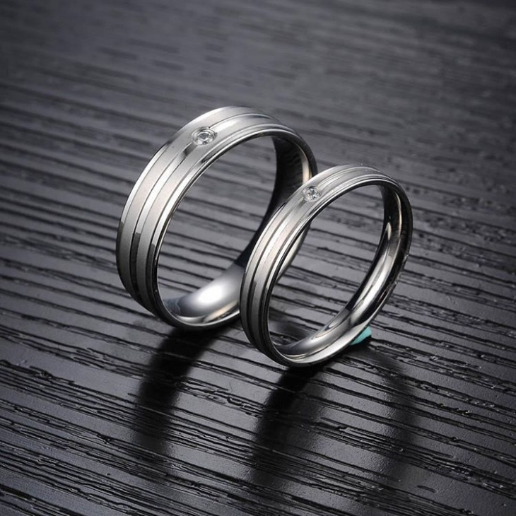 20 Titanium Ring Designs Trends Models Design Trends