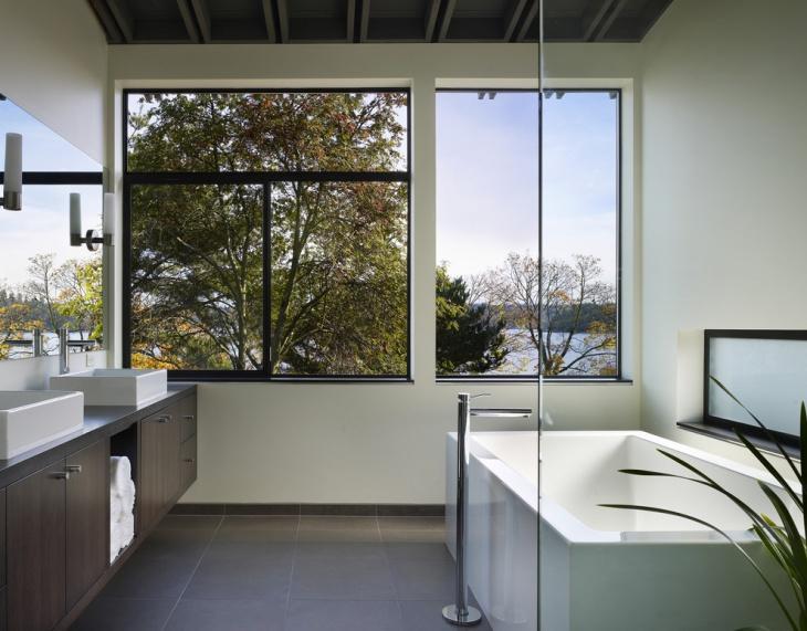 21 Zen Bathroom Designs Decorating Ideas  Design Trends