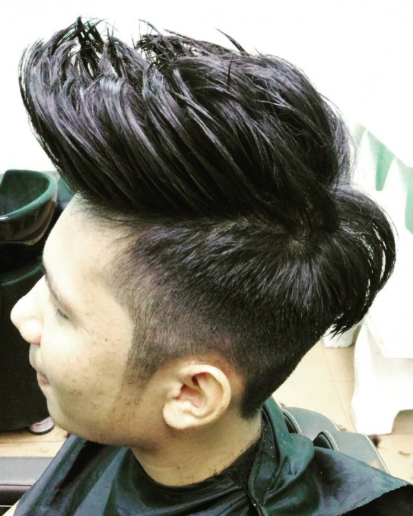30 Side Quiff Hairstyles Hairstyles Ideas Walk The Falls