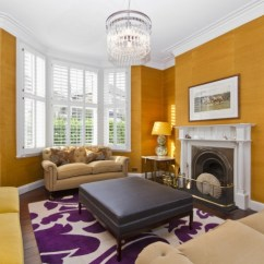 Bright Colored Living Room Rugs Sectional Sofas For Small Rooms 19+ Purple And Gold Designs, Decorating Ideas ...