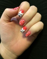 cat nail art design ideas