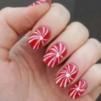 21+ Festive Nail Art Designs, Ideas | Design Trends ...
