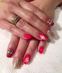 Gel Nail Ideas For Christmas ~ the best inspiration for ...