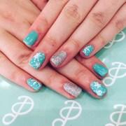 festive nail art design ideas